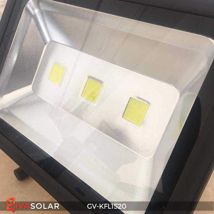 Đèn LED pha sạc công suất lớn GV-KFL1520 7