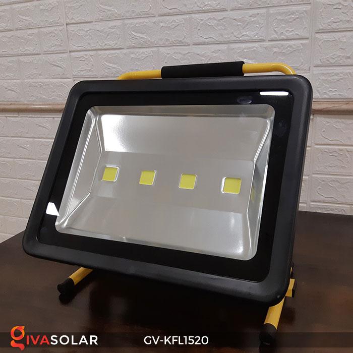 Đèn LED pha sạc công suất lớn GV-KFL1520 9