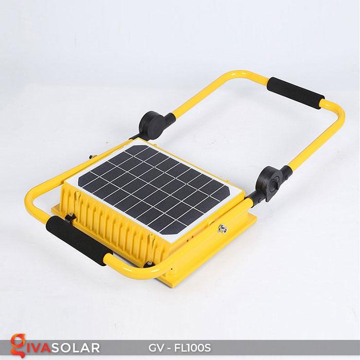 Đèn pha đa năng chạy năng lượng mặt trời GV-FL100S 14
