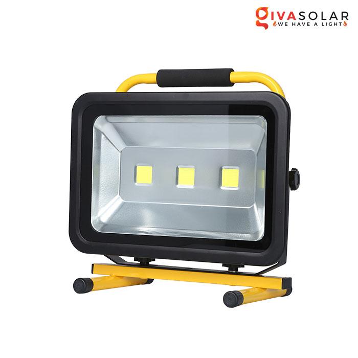 Đèn LED pha sạc công suất lớn GV-KFL1520