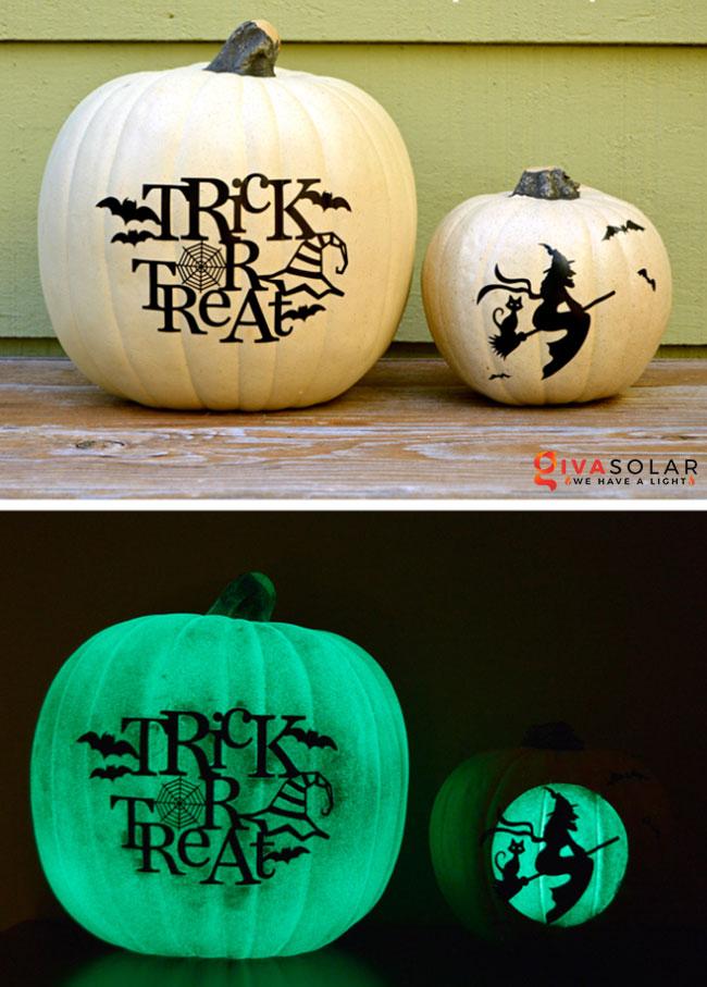 ý tưởng trang trí Halloween ngoài trời 18