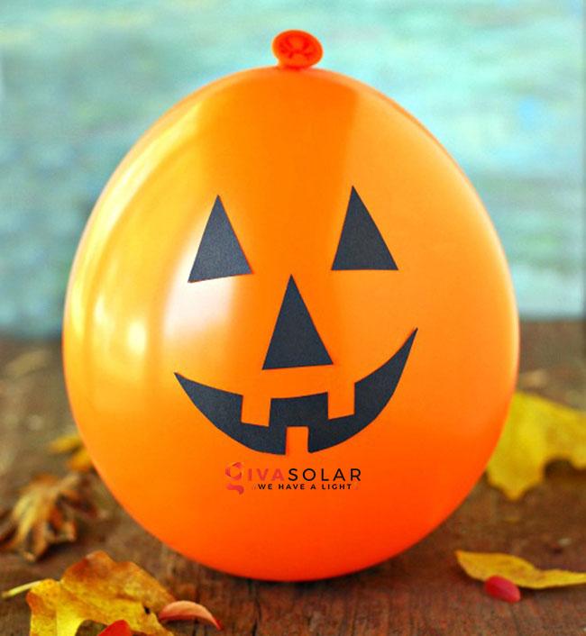 ý tưởng trang trí Halloween ngoài trời 19