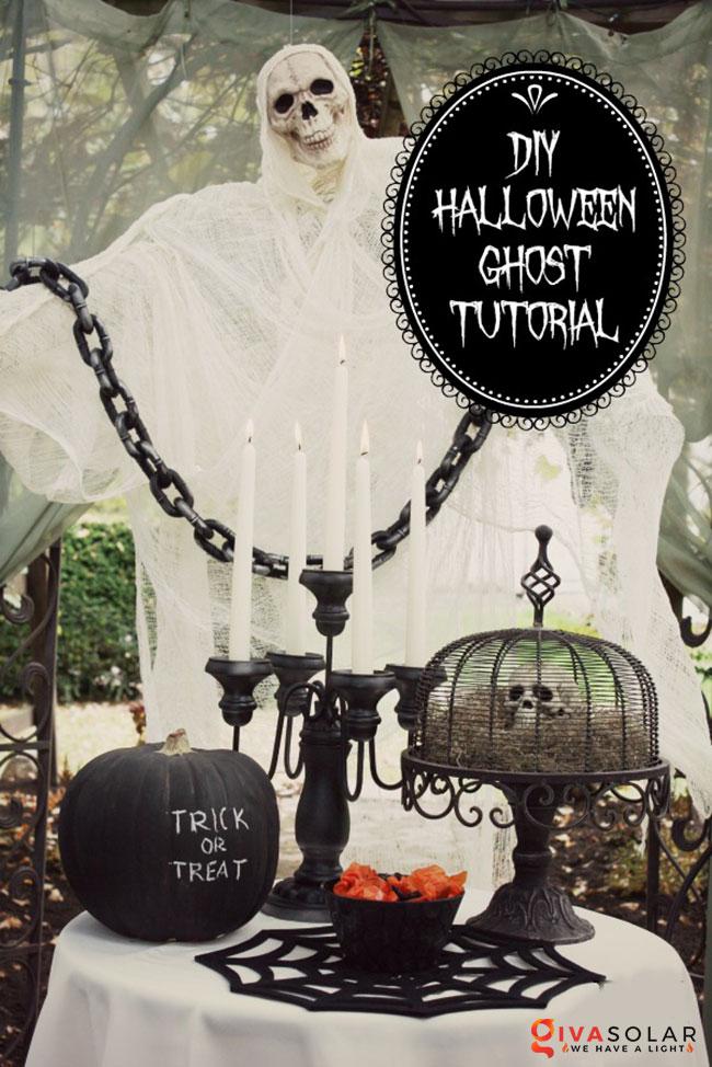 ý tưởng trang trí Halloween ngoài trời 31