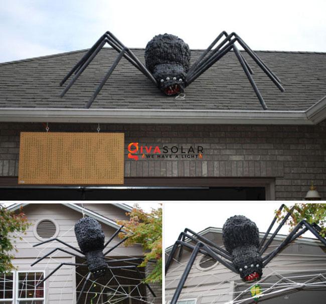 ý tưởng trang trí Halloween ngoài trời 39
