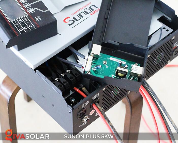 Inverter bám tải SUNON PLUS 5KW/48V 12