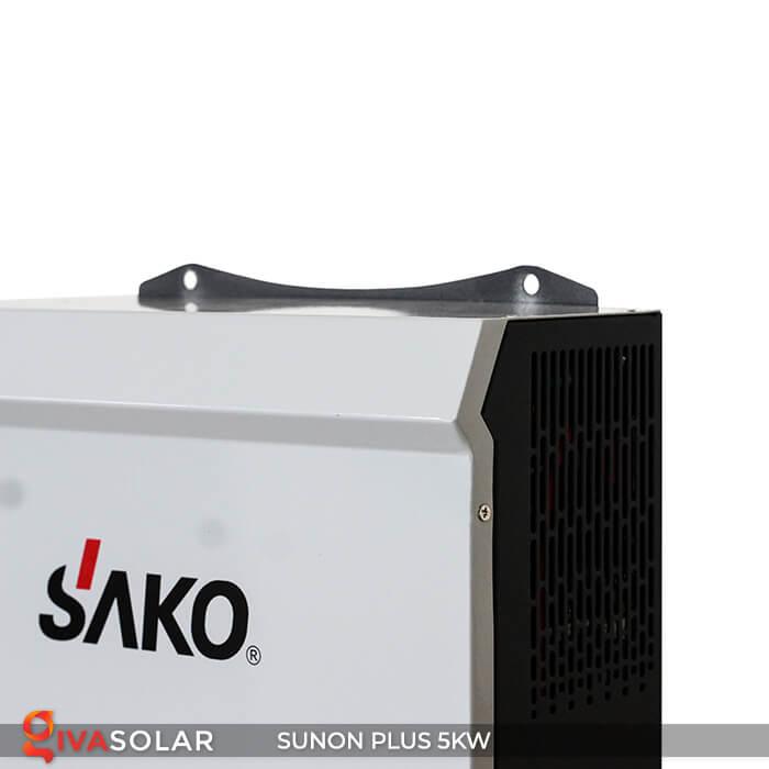 Inverter bám tải SUNON PLUS 5KW/48V 8