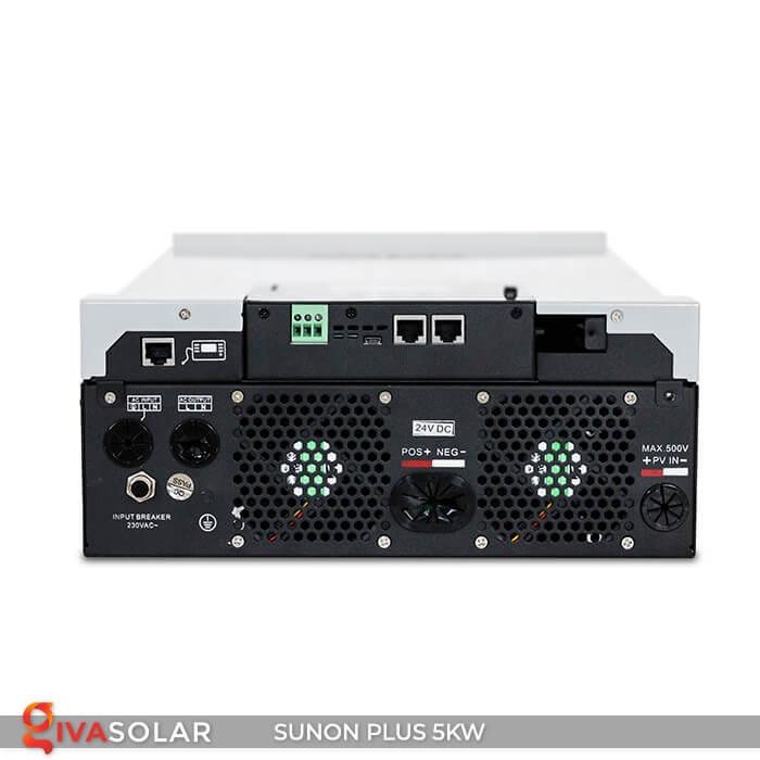 Inverter bám tải SUNON PLUS 5KW/48V 9
