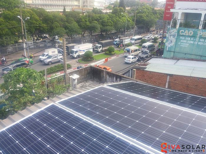Lắp đặt hoàn thành hệ thống hòa lưới 3KW tại Tân Phú 4