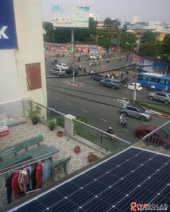 Lắp đặt hoàn thành hệ thống hòa lưới 3KW tại Tân Phú 5