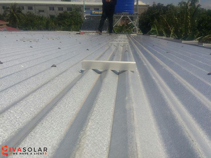 Lắp đặt hệ thống điện mặt trời hòa lưới 5KW tại Kiên Giang 5