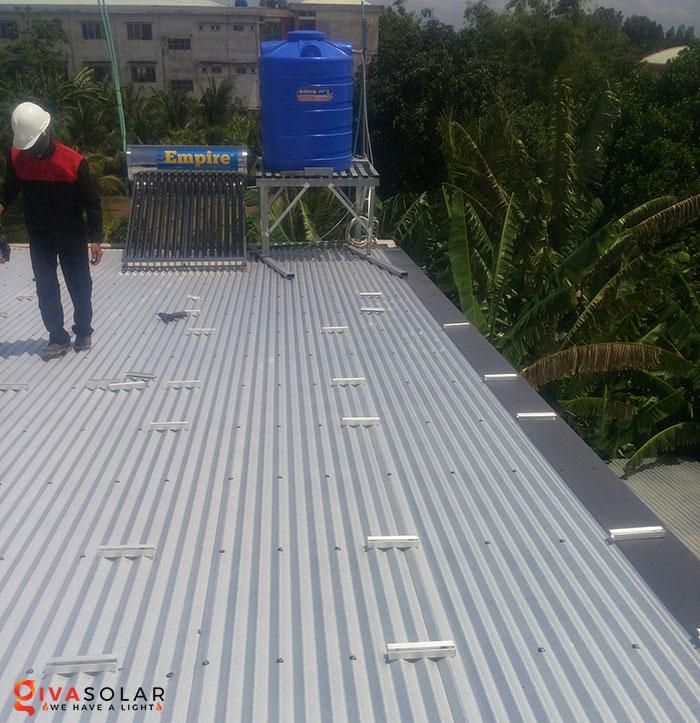 Lắp đặt hệ thống điện mặt trời hòa lưới 5KW tại Kiên Giang 6