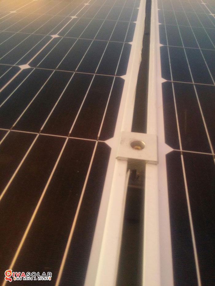 Lắp đặt hệ thống năng lượng mặt trời độc lập 5KW ở Bình Phước 10