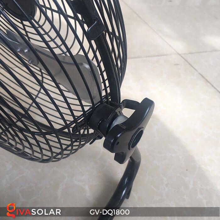 Quạt chạy bằng năng lượng mặt trời GV-DQ1800 10