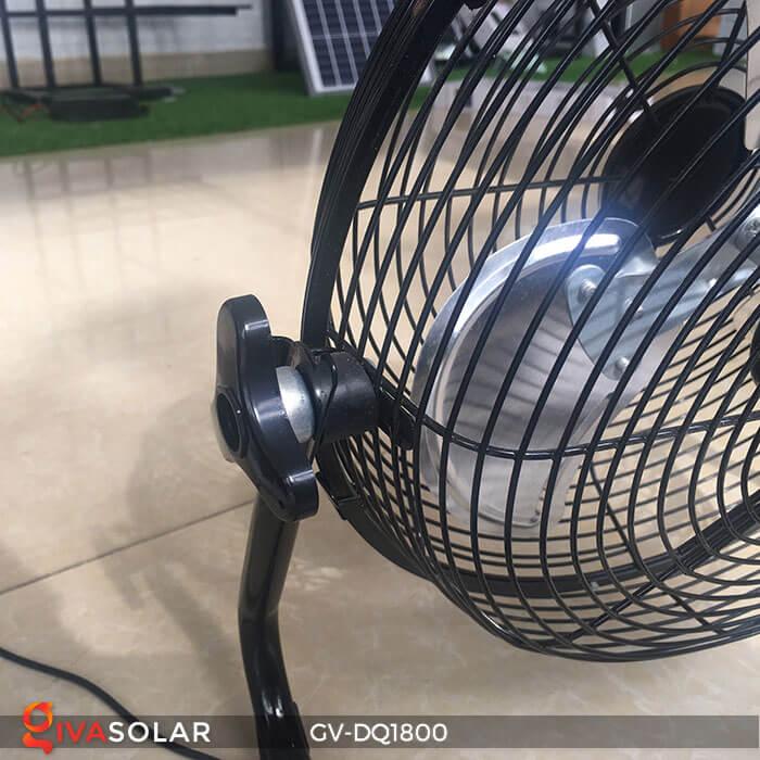 Quạt chạy bằng năng lượng mặt trời GV-DQ1800 11