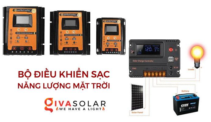 Tìm hiểu về bộ điều khiển sạc năng lượng mặt trời 1