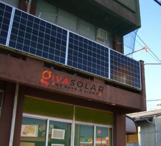 trọng lượng của tấm pin năng lượng mặt trời 4