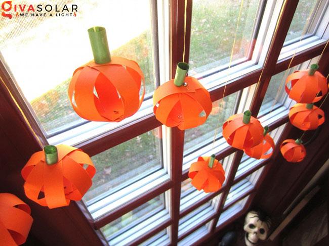 Ý tưởng trang trí cửa sổ Halloween 11
