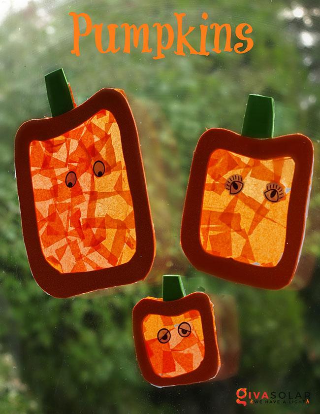 Ý tưởng trang trí cửa sổ Halloween 26