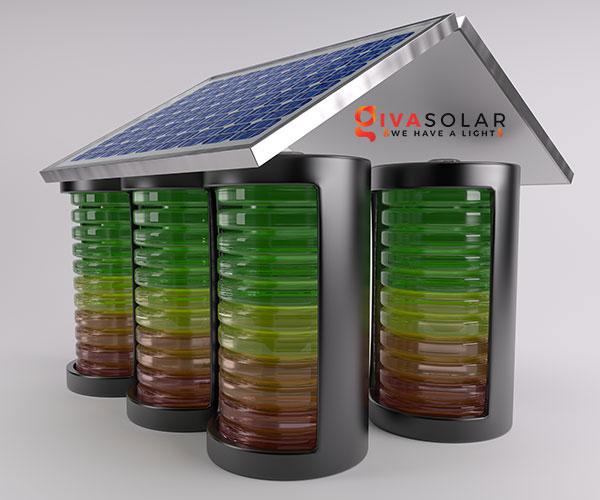 Cách tính kích thước pin cho đèn đường năng lượng mặt trời 1