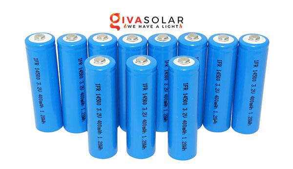 Cách tính kích thước pin cho đèn đường năng lượng mặt trời 2
