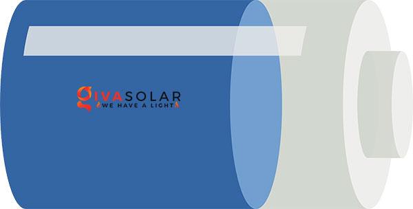 Cách tính kích thước pin cho đèn đường năng lượng mặt trời 3