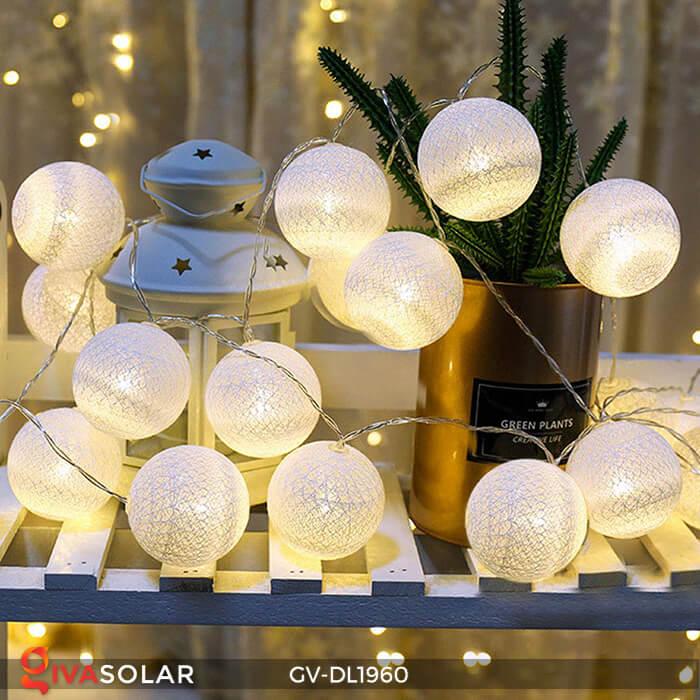 Dây đèn quả cầu cotton GV-DL1960 14