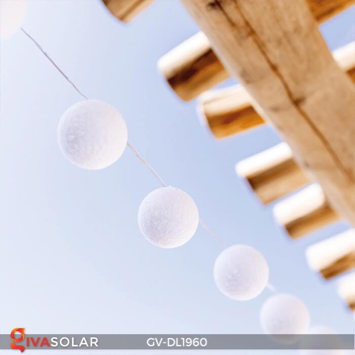 Dây đèn quả cầu cotton GV-DL1960 16