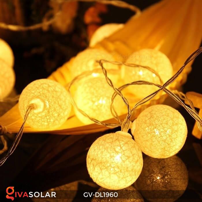 Dây đèn quả cầu cotton GV-DL1960 22