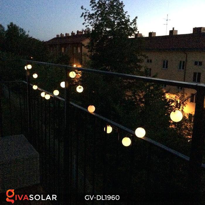 Dây đèn quả cầu cotton GV-DL1960 25
