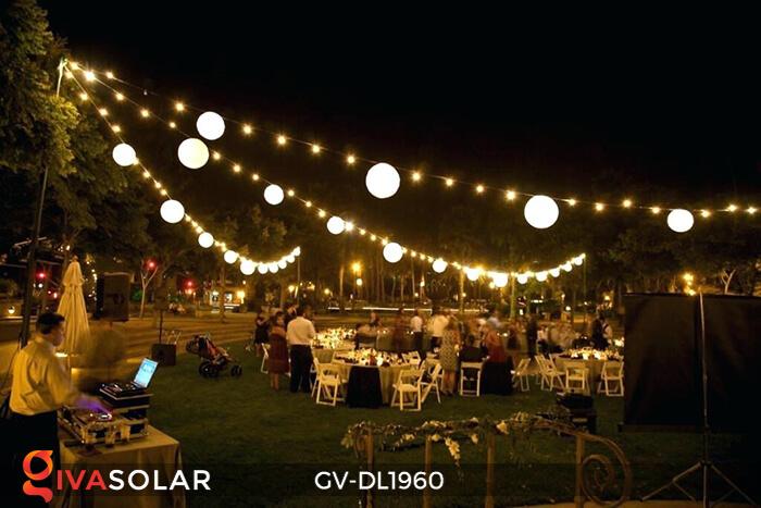 Dây đèn quả cầu cotton GV-DL1960 27
