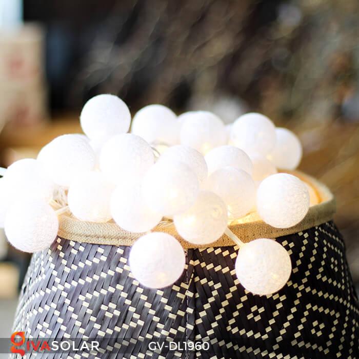 Dây đèn quả cầu cotton GV-DL1960 4
