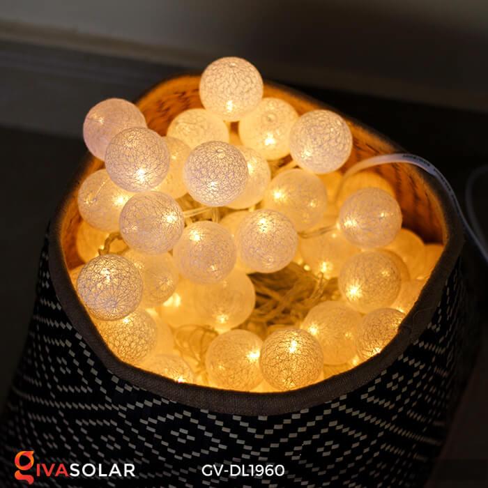 Dây đèn quả cầu cotton GV-DL1960 5