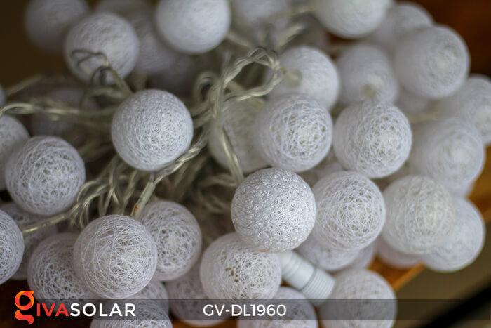 Dây đèn quả cầu cotton GV-DL1960 6