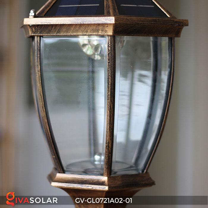 Đèn cổng năng lượng mặt trời GV-GL0721A02-01 13