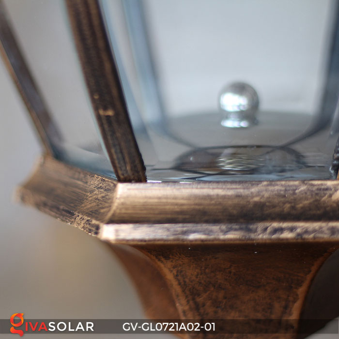 Đèn cổng năng lượng mặt trời GV-GL0721A02-01 14
