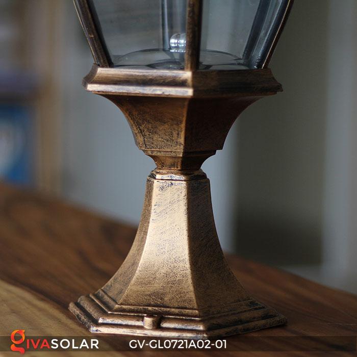 Đèn cổng năng lượng mặt trời GV-GL0721A02-01 15