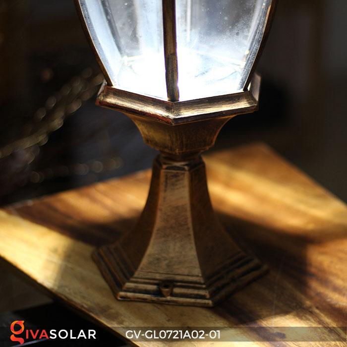 Đèn cổng năng lượng mặt trời GV-GL0721A02-01 16