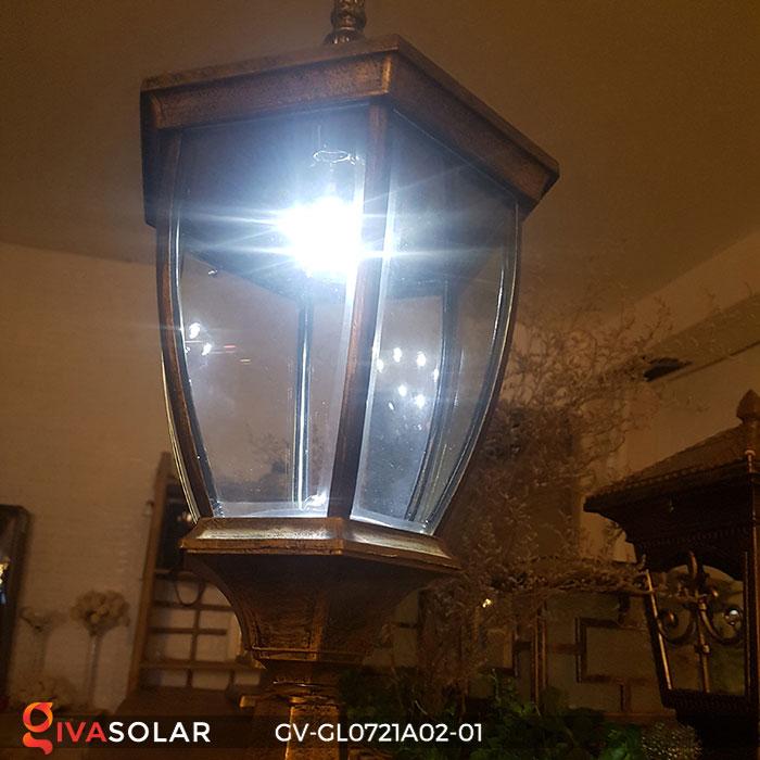 Đèn cổng năng lượng mặt trời GV-GL0721A02-01 17