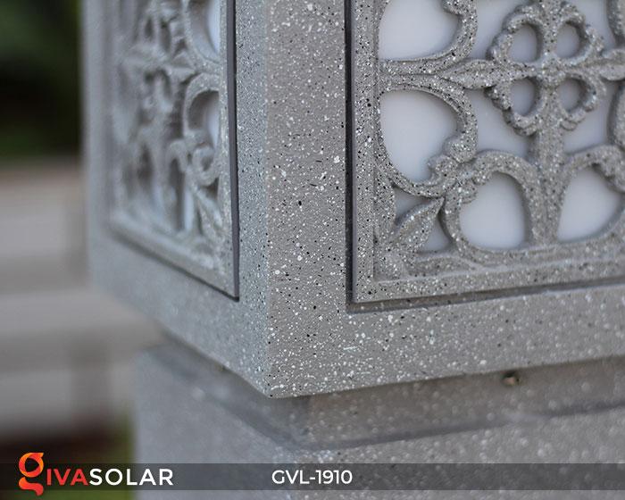 Đèn đá sân vườn trụ vuông GVL-1910 6