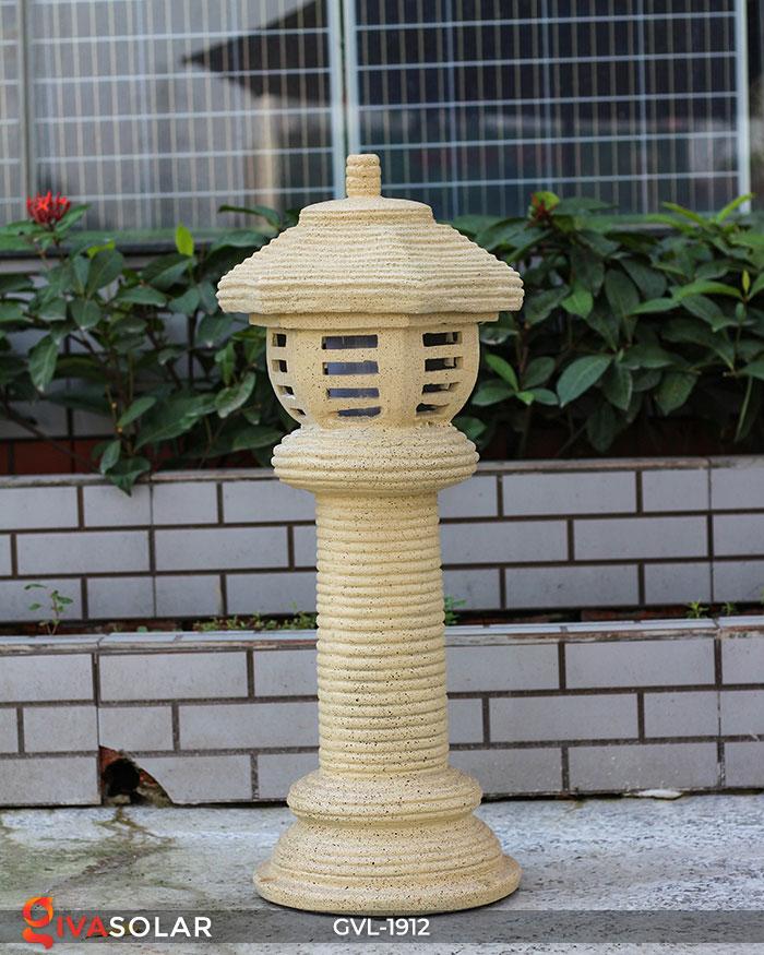 Đèn đá trang trí sân vườn GVL-1912 2