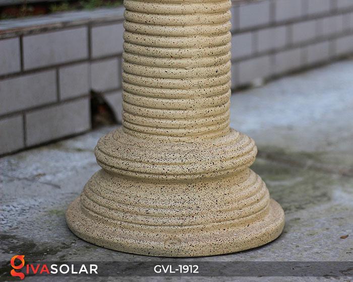 Đèn đá trang trí sân vườn GVL-1912 7