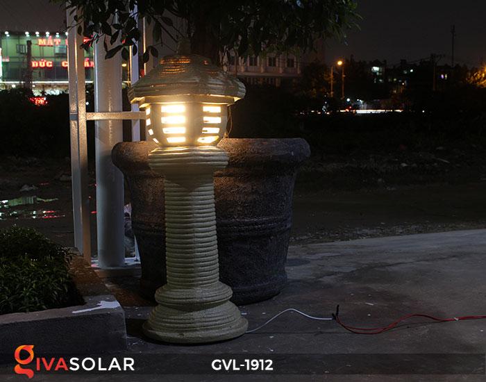 Đèn đá trang trí sân vườn GVL-1912 9