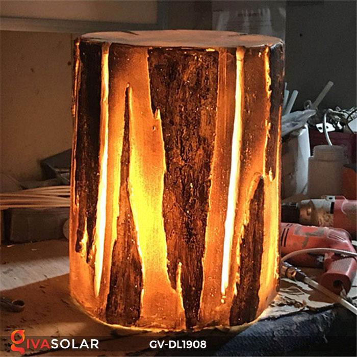 Đèn đôn gỗ gốc cây trang trí GV-DL1908 14