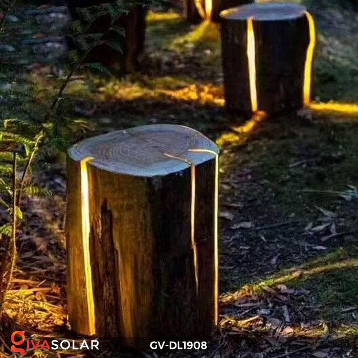 Đèn đôn gỗ gốc cây trang trí GV-DL1908 15