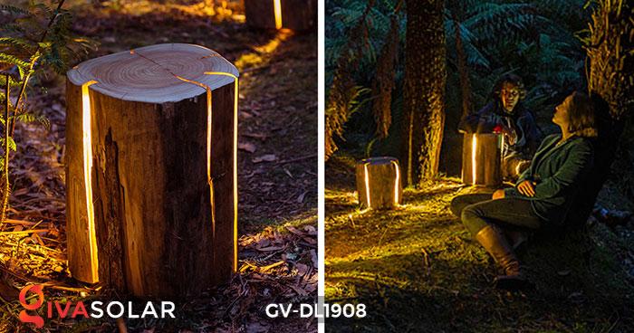 Đèn đôn gỗ gốc cây trang trí GV-DL1908 17