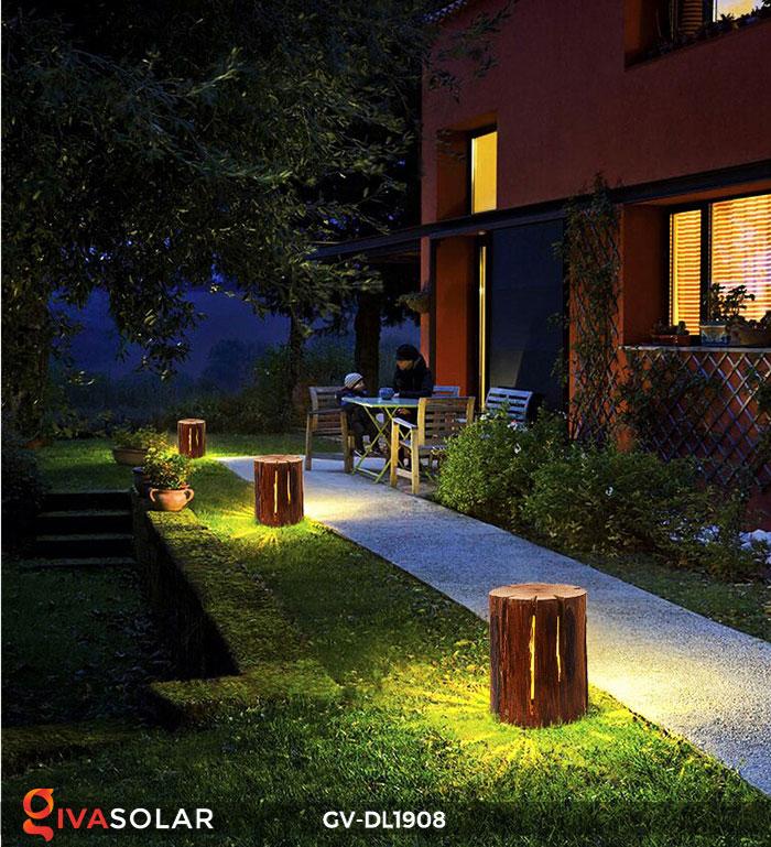Đèn đôn gỗ gốc cây trang trí GV-DL1908 21