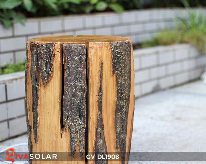 Đèn đôn gỗ gốc cây trang trí GV-DL1908 3