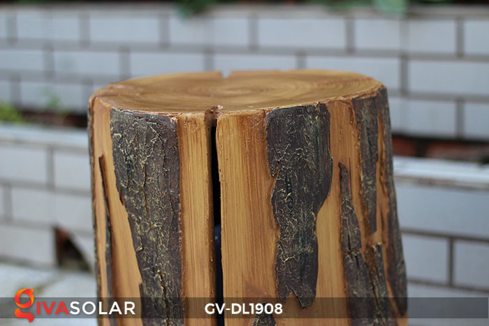 Đèn đôn gỗ gốc cây trang trí GV-DL1908 5