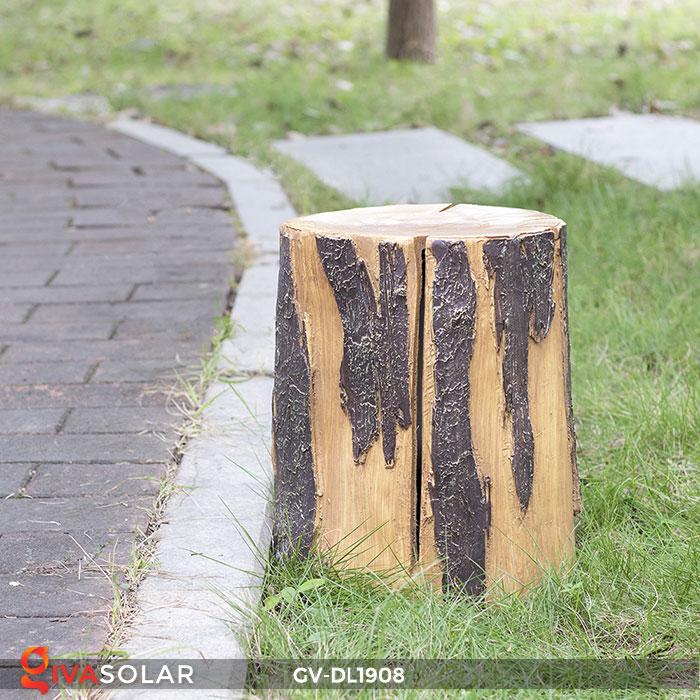 Đèn đôn gỗ gốc cây trang trí GV-DL1908 8