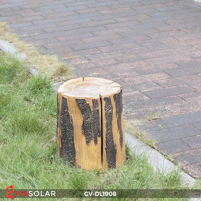 Đèn đôn gỗ gốc cây trang trí GV-DL1908 9